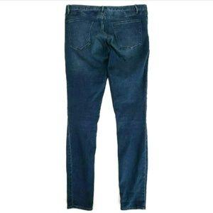 Madewell Jeans - Madewell Womens Jeans Skinny Stretch Dark Wash